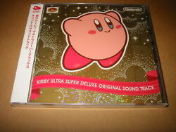 Kirby Ultra Super Deluxe / Nintendo Ds Original Soundtrack Cd Not Sold [used]