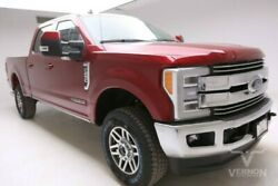 2019 Ford F-250  2019 Navigation Leather Heated Bluetooth Camera V8 Diesel Vernon Auto Group