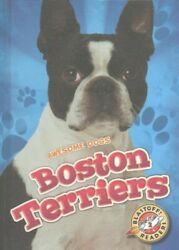 Boston Terriers Library by Leaf Christina Like New Used Free shipping in ...