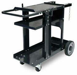Eastwood Mig Tig Plasma Welding Cart 350 Lbs Weight Capacity Cable/gas Storage