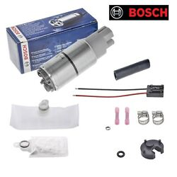 Bosch Bo38-k4062 Fuel Pump Kit For Various Vehicles 1990-2007