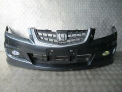 JDM Front Bumper  for 03-05 Fit For Honda ACURA ACCORD MODULO TSX CL7 CM2 CL9