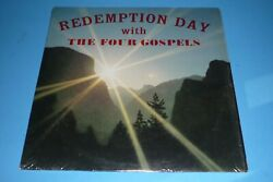 Redemption Day With The Four Gospels - Rare Xian Record Album Lp - Shrink