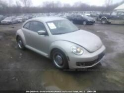 Passenger Side View Mirror Power Opt 6xn Fits 12-18 Beetle 2952174