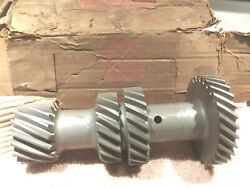 - 1940and039s 1950and039s Studebaker Transmission Gear Teeth 30-23-19-17 In Orig Box No Pn