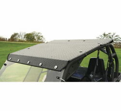 Commander 1000 Dps 13-18 Over Armor Diamond Plate Hard Top Can-am Ht01-t