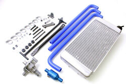 Go Kart Iame X30 Radiator Complete Kit W/ Hose Fittings Pump And Thermostat