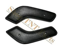 1971-1974 B Body Front Bench Seat Hinge Covers Dodge And Plymouth Roadrunner Gtx