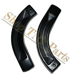 1964-67 B Body Bench Seat Hinge Covers Dodge And Plymouth Roadrunner Gtx Charger