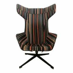 Take A Line For A Walk Chair Alfredo Haberli Paul Smith Edition For Moroso Blk