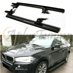 Deployable Electric Side Step Nerf Bar Fits For Bmw X6 2015-2019 Running Board