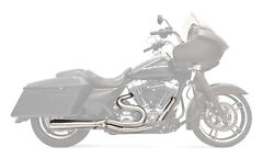 Bassani Road Rage Iii 2-into-1 System Short-megaphone/stainless 1f32ss