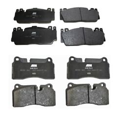Front And Rear Brake Pad Sets Kit Genuine For Bmw F82 M4 Gts 2016 Ceramic Brakes
