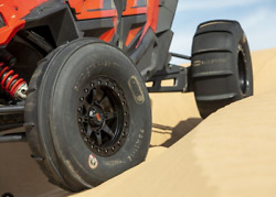 Gmz Beadlock Sand Stripper 32 Dune Paddle Tires Front Rear Rzr Xp Turbo S