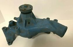 Vintage Ford Water Pump Big Block Engine Cooling - C9ae 505-a 1m22 1965-1976