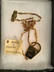 """Vintage Pocket Watch Chain 21"""" Long"""
