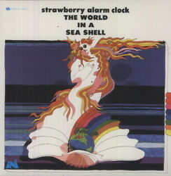 Strawberry Alarm Clock World in a Sea Shell New Vinyl LP 180 Gram