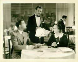 1931 Joan Crawford Possessed Dinner Table Scene Wallace F. Movie Still Photo
