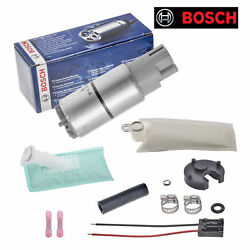Bosch Electric Fuel Pump Kit Bo38-k9207 For Honda Eagle Kia 1990-2007