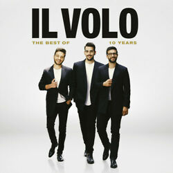 Il Volo - 10 Years - The Best Of [new Cd] With Dvd