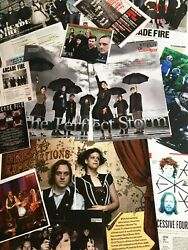 Arcade Fire Magazine Cuttings Collection
