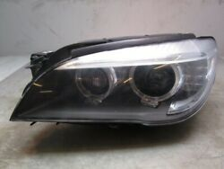 13-15 2013-2015 Bmw 750 Lh Driverand039s Side Headlamp Assembly Parts Only Oem