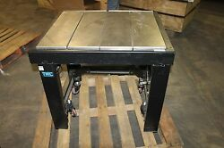 Tmc Vibration Isolation Table Air Table Micro-g 36 By 31 And 31 Tall