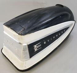 Evinrude Lark Iv Selectric Shift Hood Top Engine Cowl Cowling Cover