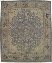 Brand New Antique Style Muted Colors 9x10 Serapi Oriental Area Rug Decor Carpet