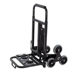 New Stair Climbing Moving Dolly Hand Truck Warehouse Appliance Cart W/ 8 Wheels