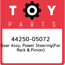 44250-05072 Toyota Gear Assy, Power Steeringfor Rack And Pinion 4425005072, New