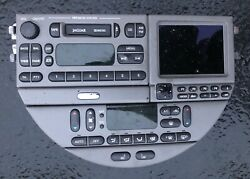 🚘 99 00 01 02 Jaguar S-Type Radio CD Tape Navigation GPS Screen Display Climate