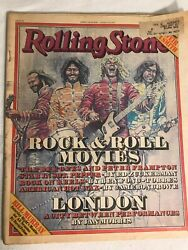 Rolling Stone April 20 1978 No 263 Rock And Roll Movies Bob Weir Bill Murray