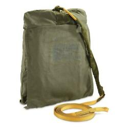 M29 Parachute Deployment Bag U.s. Military Surplus Army Issue Collectible Decor