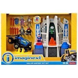 Hall of Justice Gift set ' (imaginext)