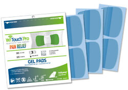 Witouch Pro And Aleve Direct Therapy Tens Gel Pad Refills - 1 Pack Of 6 Pads