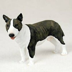 Conversation Concepts Brindle Bull Terrier Dog Figurine
