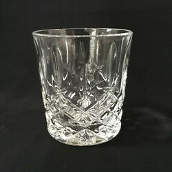 WATERFORD MARQUIS MARKHAM DOUBLE OLD FASHION GLASS LOT OF 1 $9.99