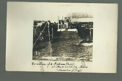 Minnesota 1865 Fort Snelling Sioux Uprising Hanging 2 Indian Chiefs Bromley 53