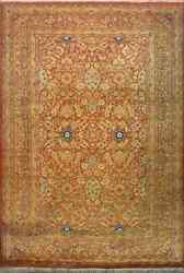 Tauris - Arts And Crafts By William Morris   9 X 6   Area Rugs