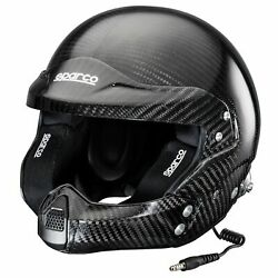 Sparco Prime Rj-9i Supercarbon Helmet Fia 8860-2010 And Snell Sa2015 Approved