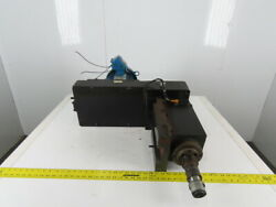 Setco B050my.36869 Cat 40 Reversable Mill Head Spindle Assembly 3hp 208-230/460v