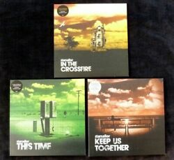 Starsailor 7 Keep Us Together / In The Crossfire / This Time 7 X 3