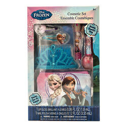Frozen Cosmetic Set with Bonus Beauty Bag Great Gift Idea for Kids $18.95