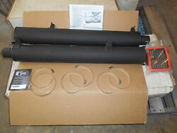 Nos Pure Polaris Stage 1 Slip On Pipe Muffler Exhaust Vision 2876546