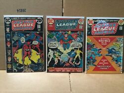 Justice League America Lot Of 84books From 134 And Up