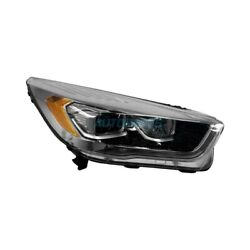 Right Side Head Light Lens Housing Fits 2017-2018 Ford Escape Fo2519135