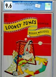 1948 Looney Tunes 76 Cgc 9.6 Pop 2 Tied For Finest Known