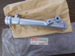 Nos Yamaha Oem Silver Outer 1 Tube 1980 Yz490 1991-00 Pw80 3r0-23126-00-35