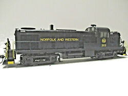 Dvp Brass - Norfolk And Western Rwy Alco Rs3 - 7and039 Enlarged Cab See Photo 4